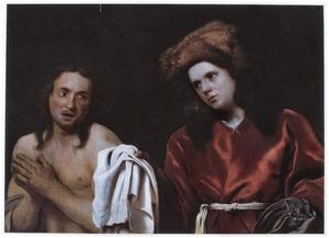 Het kleden der naakten: een der zeven werken van barmhartigheid