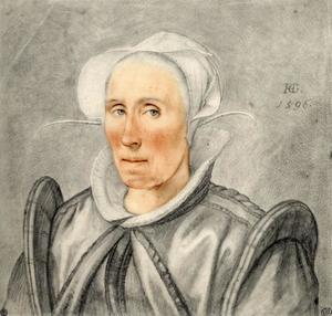 Portret van Catharina Jans Baertsen (?-?)