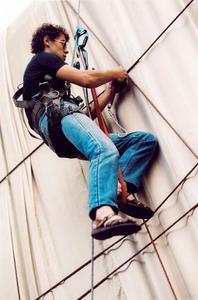 Portret van Christo