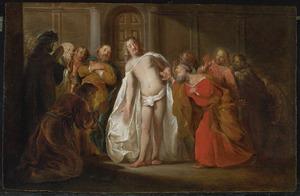 De twijfel van de apostel Thomas