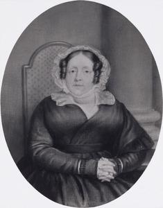 Portret van Clasina Cornelia van Nellesteyn (1783-1847)