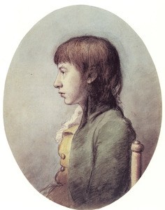 Portret van Joseph Mallord William Turner