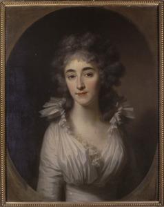 Portret van Margaretha Johanna Munter (1772-1846)