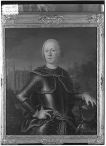 Portret van Diederik Jacob van Tuyll van Serooskerken (1707-1776)