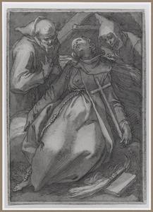 Dood van de H. Eyphrosyne
