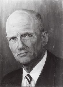 Portret van Lambert Anthonie Hulst (1905- )