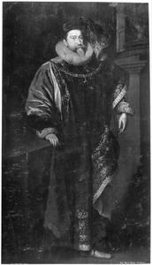 Portret van een onbekende man, lid van de Orde van het Gulden Vlies