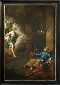 De bevrijding van Sint Petrus uit zijn banden