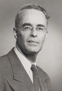 Portret van Wolfgang Stechow (1896-1974)