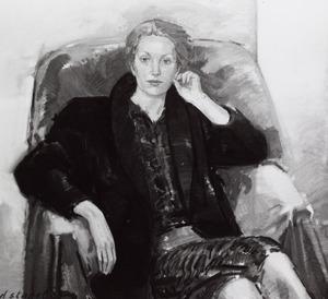 Portret van Kiki Wierda