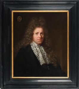 Portret van Cornelis van Aerssen (1646-1728)