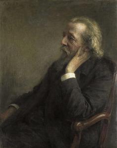 Portret van Petrus Hermannus Hugenholtz II (1834-1911)