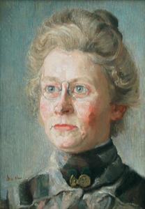 Portret Mevrouw N.