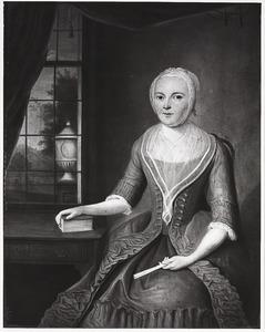 Portret van Magdalena Molewater (1743-1784)