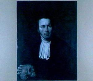 Portret van Jacob Lodewijk Coenraad van der Kolk (1797-1862), hoogleraar Anatomie en Fysiologie in Utrecht 1827-1862 en directeur van het gesticht