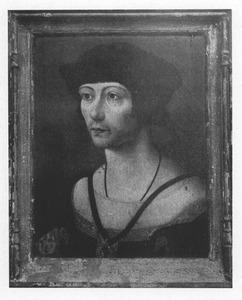 Portret van een ridder van de Orde van het Gulden Vlies