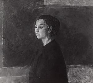 Portret van Ruth Penning (1947- )