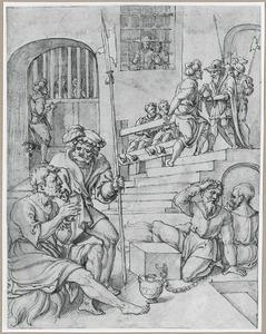 Het bezoeken en bevrijden van gevangenen (een van de Werken van Barmhartigheid)
