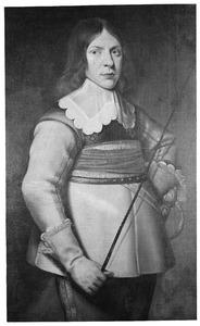 Portret van Pieter Verschoor (1622-1673)