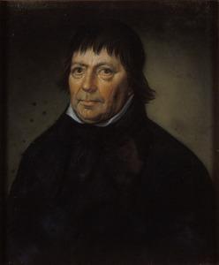 Portret van Gerard Janssen (?-1842)