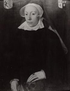 Portret van Maria van den Bouchorst