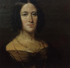 Portret van Magdalena Cornelia Schade van Westrum (1810-1876)