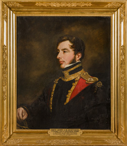 Portret van Henry John William Bentinck (1796-1878)