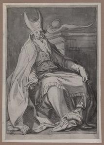 De priester Aäron