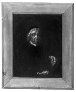 Portret van Abraham van Brienen (1605-1683)