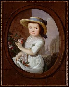 Portret van Susanna Petronella de Fremery (1782-1856)