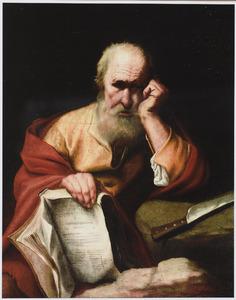 De apostel Bartolomeus