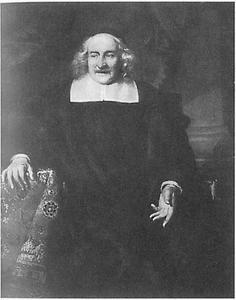 Portret van Willem van den Kerckhoven (1607-1681)