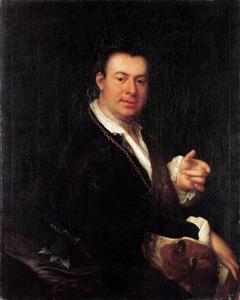 Portret van Gustav Adolf Reichsgraf von Gotter (1692-1762)
