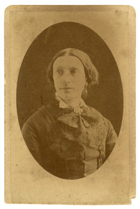 Portret van Anna Cornelia Kuiper (1831-1887)