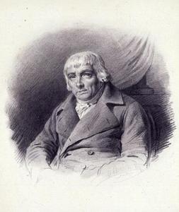 Portret van Jean Francois van Iddekinge ( -1848)