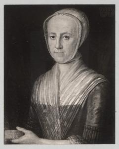 Portret van Gerarda Carolina Römer ( -1796)