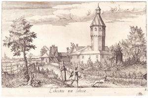 Wachthuis bij Illkirch, ten zuidwesten van Straatsburg