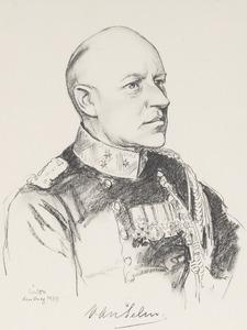 Portret van Jan van Selm (1880-1941)