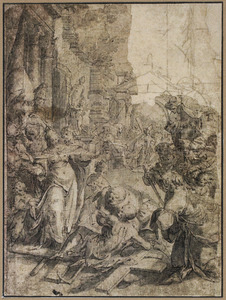 Ontdekking van het ware kruis door Keizerin Helena