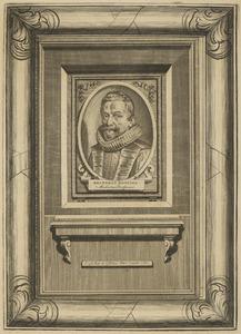 Portret van Reinerus Bontius (1576-1623)