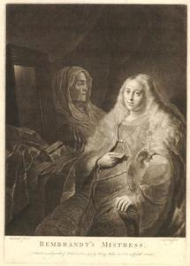 Rembrandt's Mistress