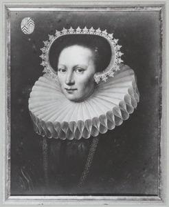 Portret van Emmerentiana de Regniers (1549-1627)