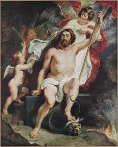 Christus als overwinnaar van Satan en de Dood