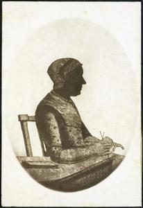 Portret van Moertje Jans Ongelaar (1749-1830)