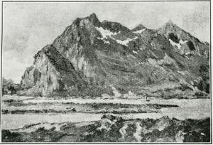 Rots bij Hutstad