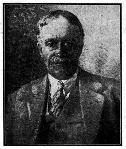 Portret van een heer Brugh