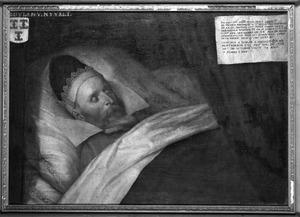Portret van mogelijk Willem van Zuylen van Nievelt (1534-1608)