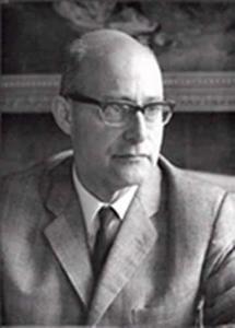 Portret van Horst Gerson