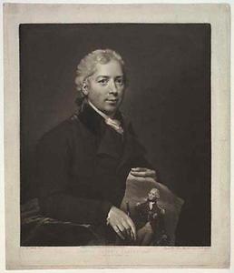 Portret van Lemuel Francis Abbott