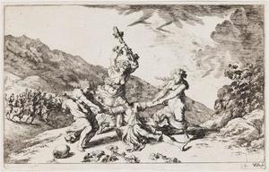 De dood van Pentheus